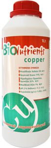 agrotexnologika bionutrients copper